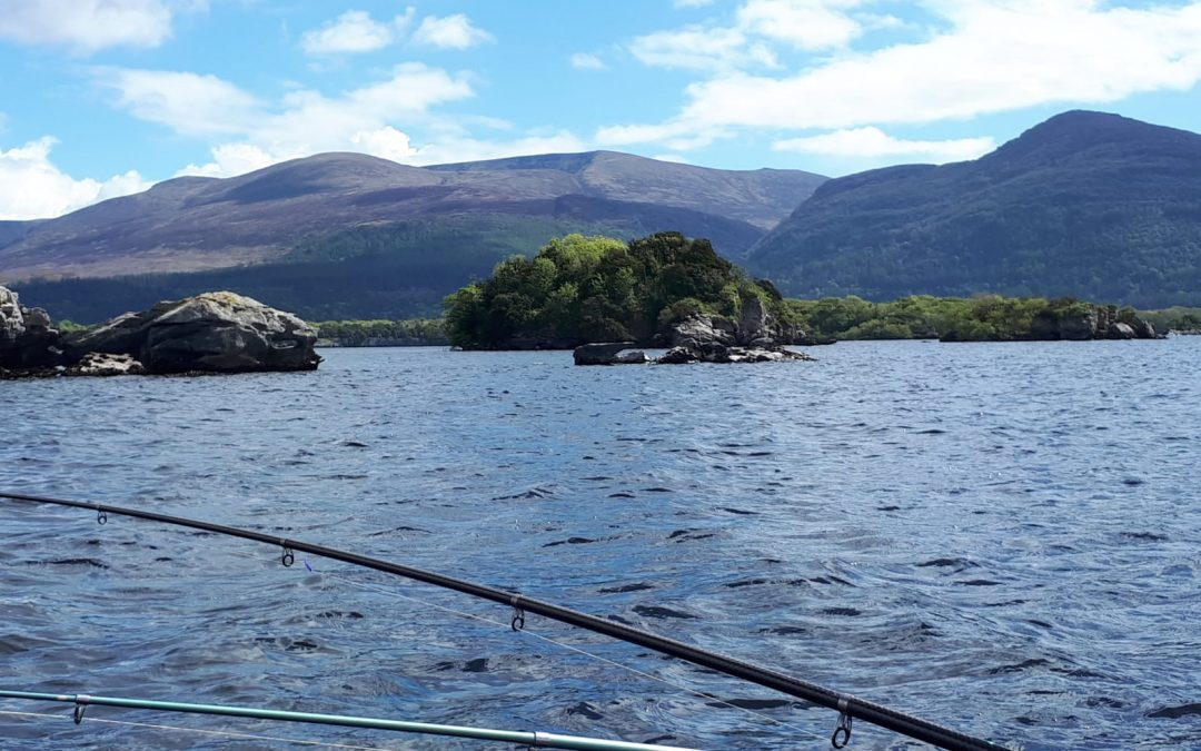Fishing on Lough Leane - Sage Taxis Killarney | Tony Togher