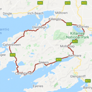 sage taxis ring of kerry tours